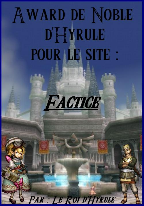 Noble factice 1